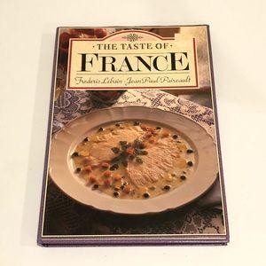 The Taste of France Vintage Cookbook